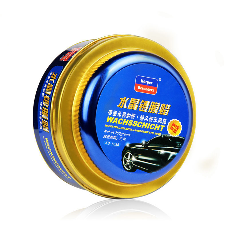 260g wax coating high polymer car care paint car wax paste polish dent repair for pro clear car. Black Bedroom Furniture Sets. Home Design Ideas