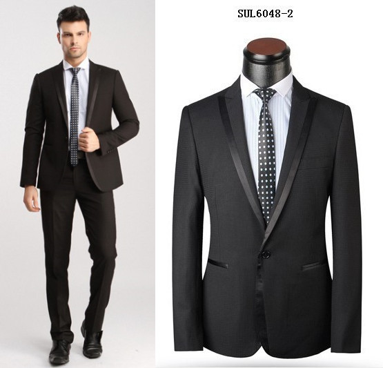 Shop for designer mens wool, cotton, linen, slim fit, classic fit, and 3 piece suits! We carry men's suits for every occasion, budget, and style including European slim fit suits and classic fit suits - plus everything in between.