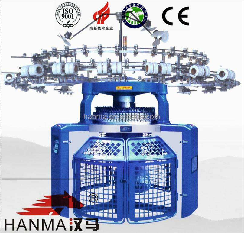 Good price of Double Jersey Circular Knitting Machine for ...