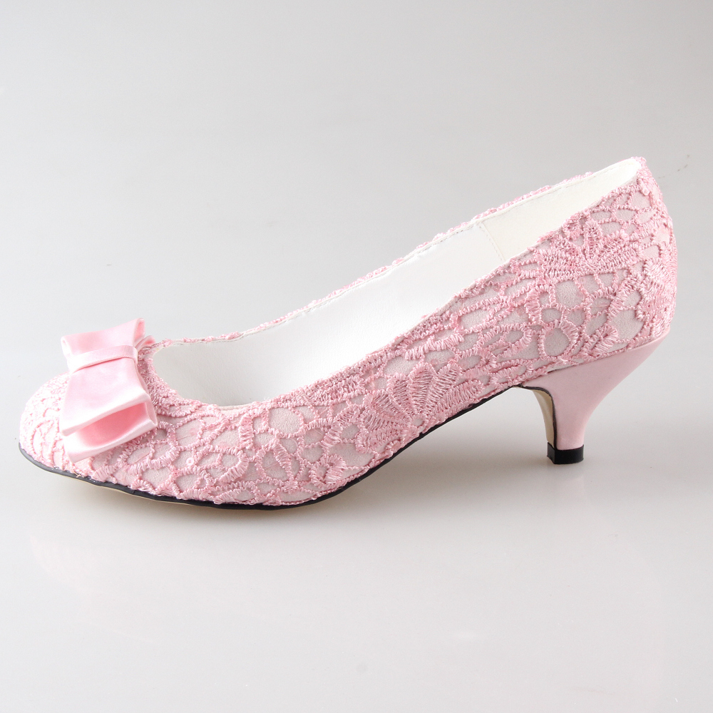 959572623520 Pictures of Light Pink Low Heels