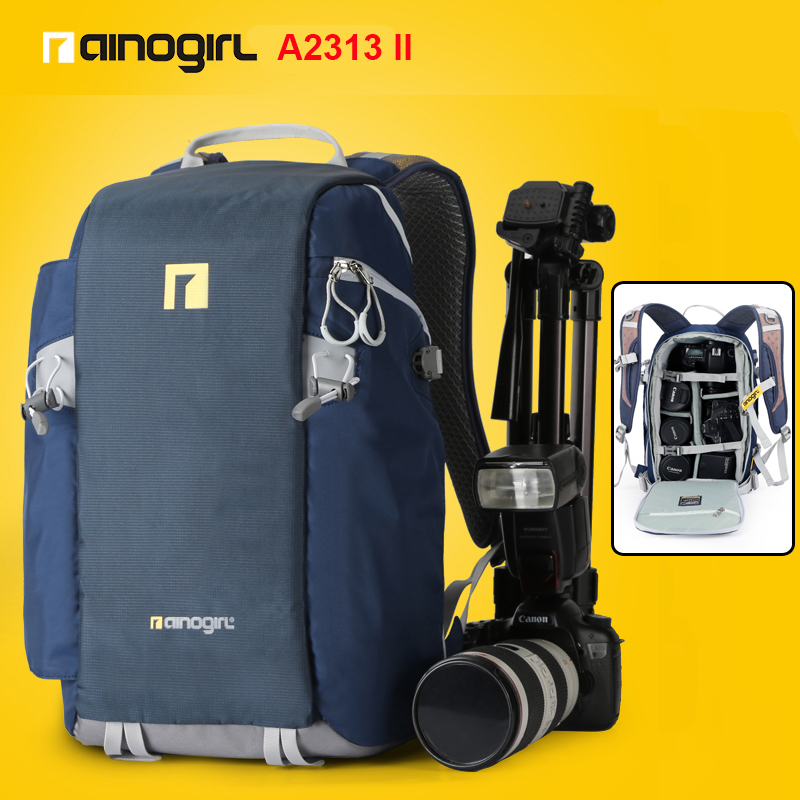 Hot Waterproof Camera Bag For Nikon Canon Dslr Camera Photo Backpack For Photography Accessories Digital Camera
