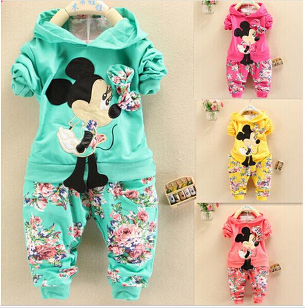 Compra minnie mouse ropa para niña online al por mayor de