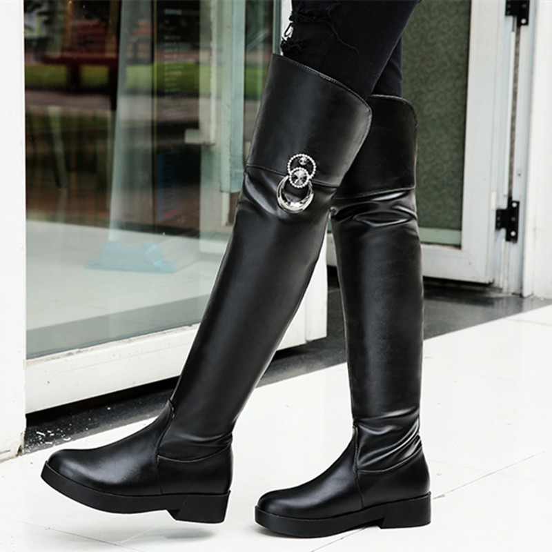 Leather Riding Boots For Women Yu Boots