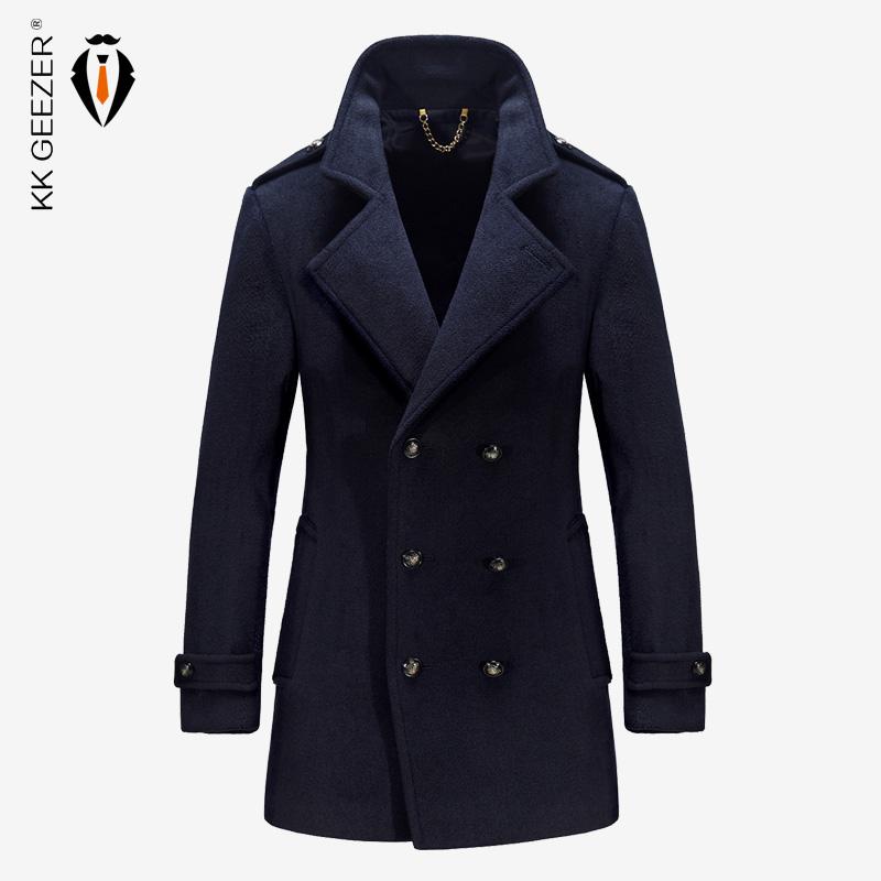Popular British Warm Overcoat-Buy Cheap British Warm