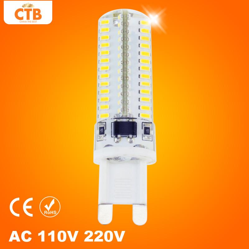 g9 led bulb ac 110v 220v 7w 9w 10w 12w 15w smd 3014 replace 40w halogen lamp led light 360. Black Bedroom Furniture Sets. Home Design Ideas