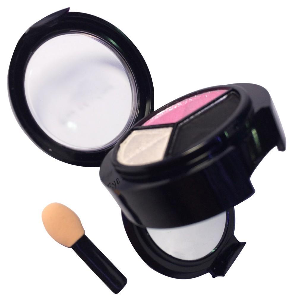Makeup naked eyes