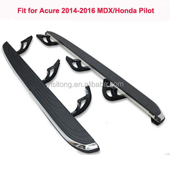 Running Board Fit For Honda Pilot/acura Mdx Side Step