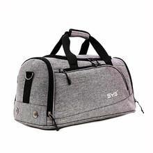 Спортивная сумка для мужчин, сумки для хранения в спортзале, баскетболе, футбольных мяцах, мужская спортивная сумка с компартом, мужская сум...(Китай)