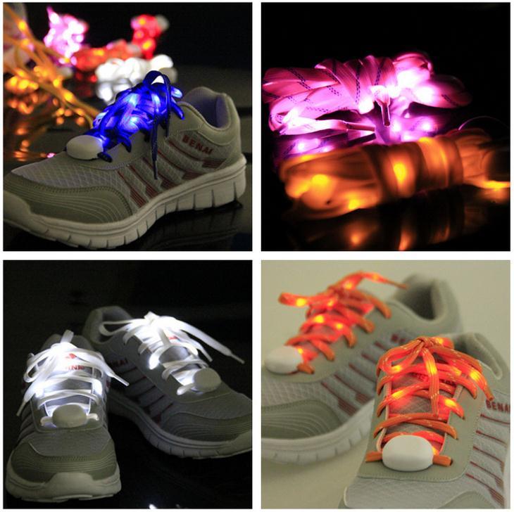 Shoe Laces, Lacci elastici per scarpe sportive, allacciatura
