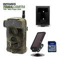 Free Shipping Ltl Acorn 6310WMG MMS GPRS Trail Game Hunting Camera Free 8G SD Card 7V