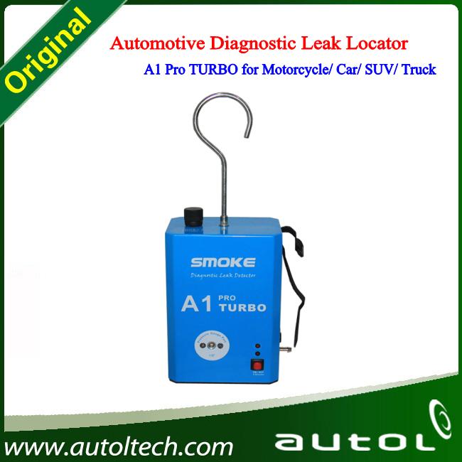 Автомобиль дым быстрая система утечки A1 Pro турботаймер автомобильный диагностический течеискателя