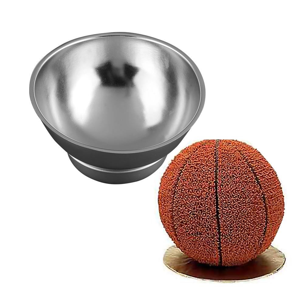 D Sports Ball Cake Pan