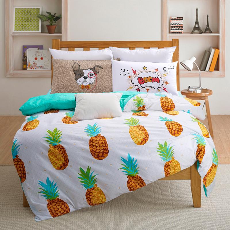 online kopen wholesale ananas beddengoed uit china ananas. Black Bedroom Furniture Sets. Home Design Ideas