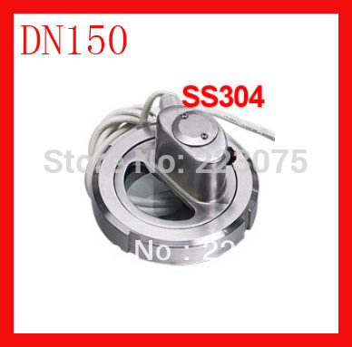 2014 New New Arrival Dn150 Ss304 Union Type Sight ...
