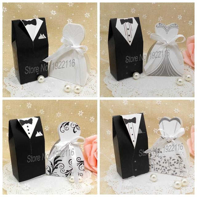 Bride And Groom Wedding Candy Box Gift Chocolate Bo Gifts