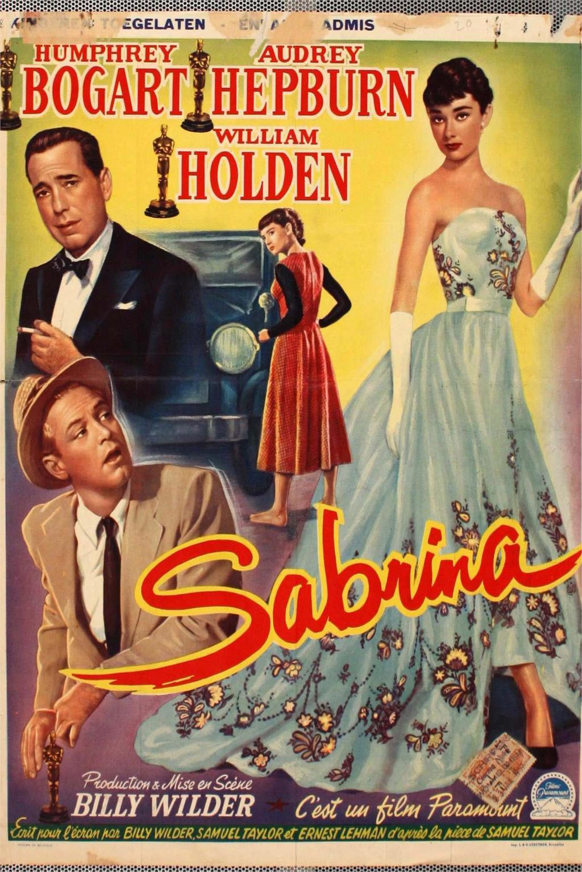 Sabrina Film 1954