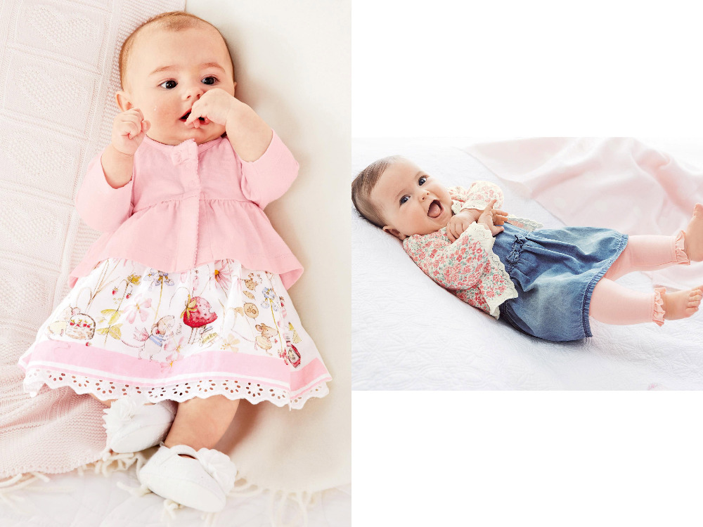Beautiful baby clothes online