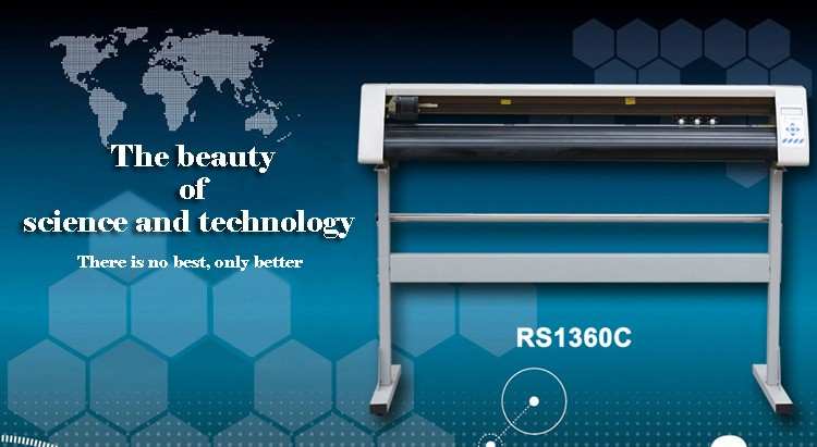Usb Driver Cutting Plotter Vinyl Redsail Rs1360c With Ce