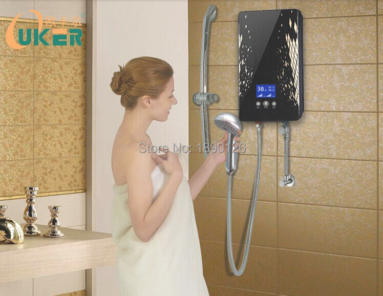 375rm Electric Shower Induction Heater Electric Water