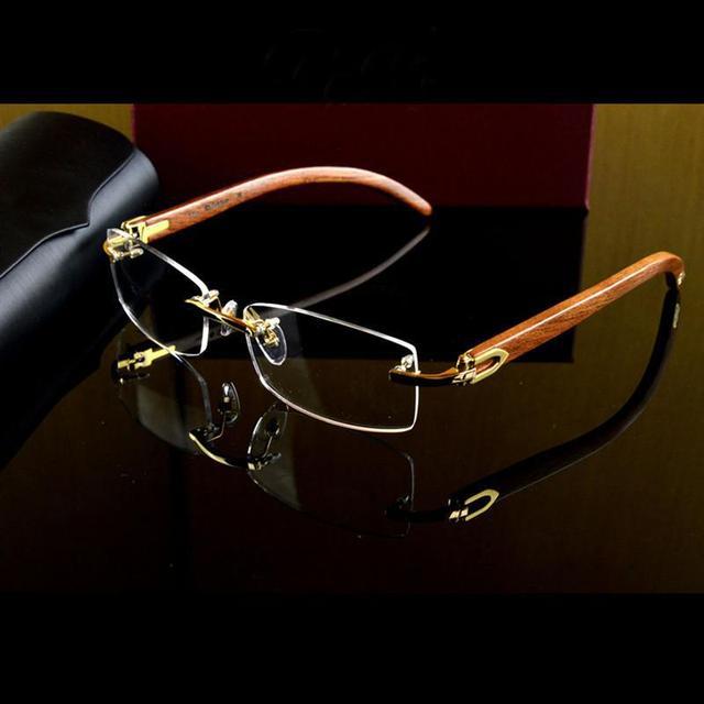 42a7070a7f Best Brand Rimless Eyeglasses