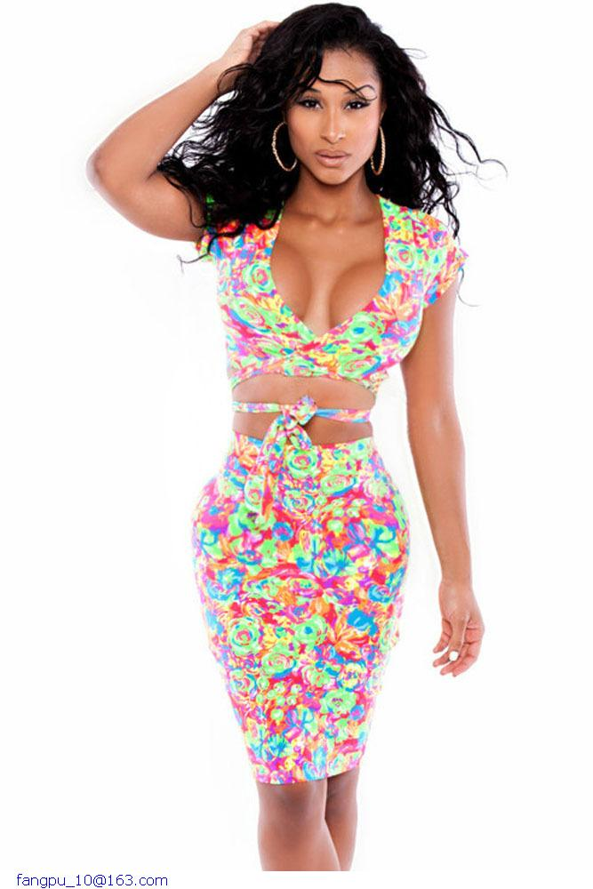Tropical Party Dresses Dress Yp
