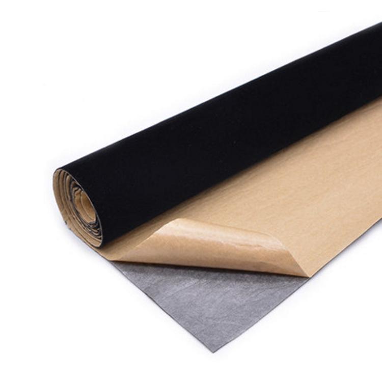 achetez en gros velours noir papier peint en ligne des grossistes velours noir papier peint. Black Bedroom Furniture Sets. Home Design Ideas
