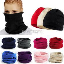 Pásnká šála/čepice v různých barvách