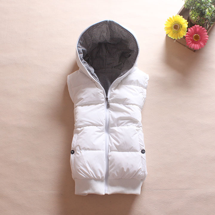 Lovers design reversible with a hood thickening women's ...