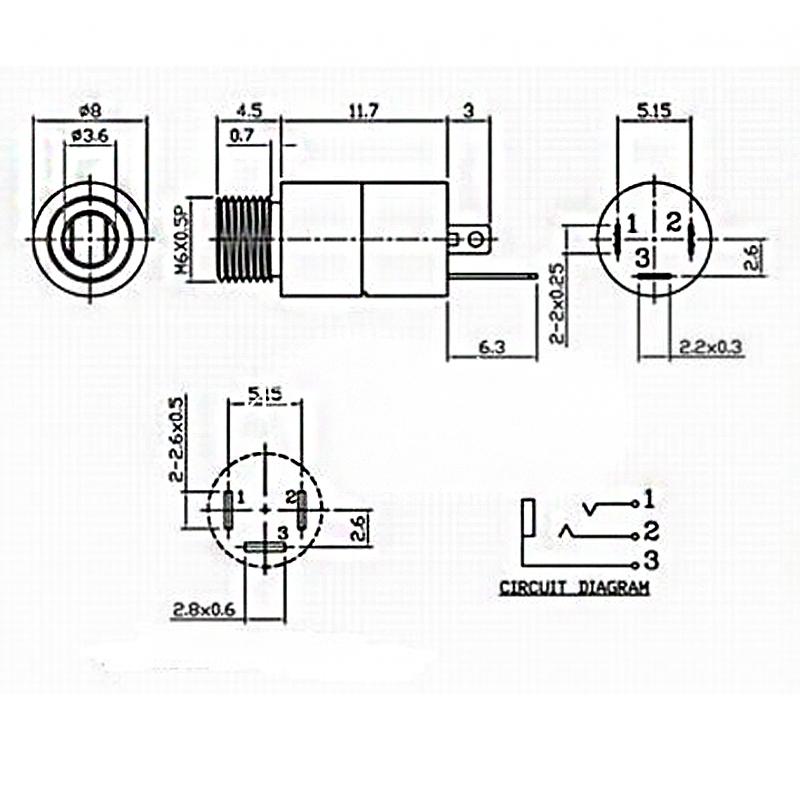 mini audio jack female wiring  99 dodge stratus fuse box