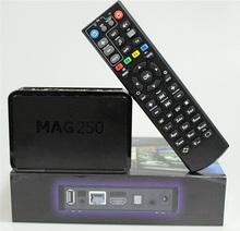 MAG250 IPTV TV Box HD 1080P Set Top Box with Remote Control TV Box