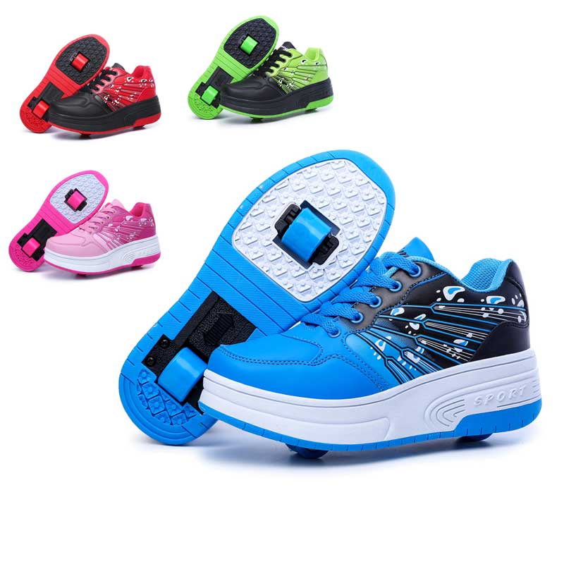 Wheelies Shoes For Girls