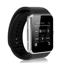 Hot Sale Smart Watch GT08 Clock Sync Notifier Bluetooth SmartWatch support Apple ios and Android Phone PK DZ09 GV18 GV09