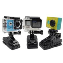 Camcorder Accessories camera clip 360 Degree Rotation for gopro hero XiaoMi yi action sjcam plastic clip sport camera fixed clip