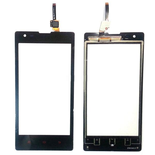 4.7 дюймов планшета с сенсорным экраном стеклянной для Xiaomi Hongmi красный рис редми 1 S сяо миль передние жк-панель WCDMA CDMA TD-SCDMA