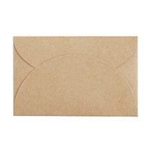50 шт./лот, креативный ретро конверт из крафт-бумаги в Корейском стиле, винтажная серия 9*6 см, свадебный подарок, Канцелярские конверты(Китай)