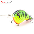 1PCS Fishing Lure Deep Swimming Crankbait 9 5cm11 4g Hard Bait 5 Colors Available Tight Wobble