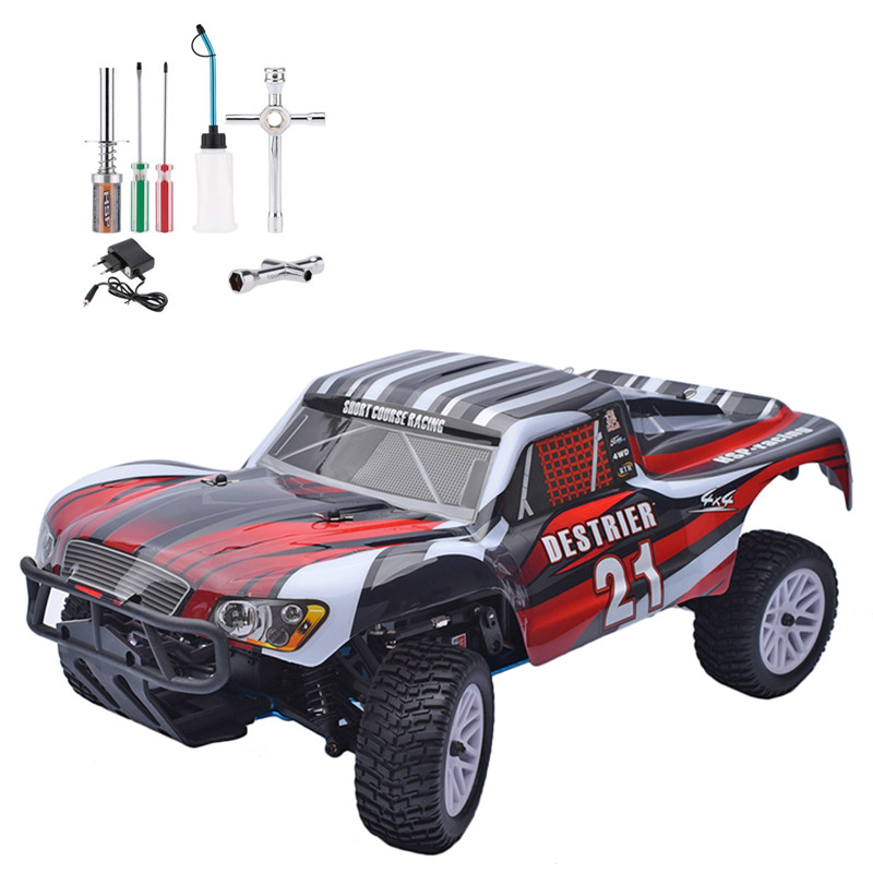 Hsp Rc Truck Nitro Gas Power Off Road Monster Truck 94188: Popular Gas Powered Remote Control Monster Trucks-Buy