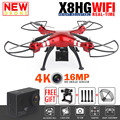 Syma X8HG X8HW X8G X8 RC Quadcopter Professional RC Drone with 4K 16MP WiFi Camera 2
