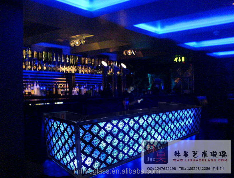 Glass Bar Counter Designs,Home And Night Club Bar Counter