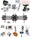JMT DIY 2 4G 10CH PX4 GPS 5 8G FPV 680PRO RC Hexacopter Unassembled Full Kit