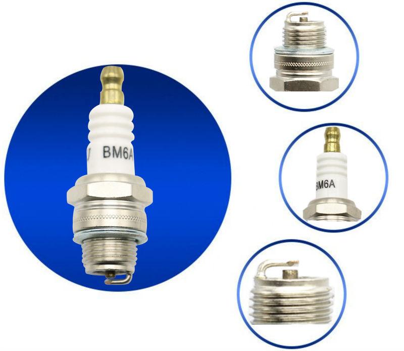 Powermate Generators Spark Plug Bm6a For Pm1500 Pm3000