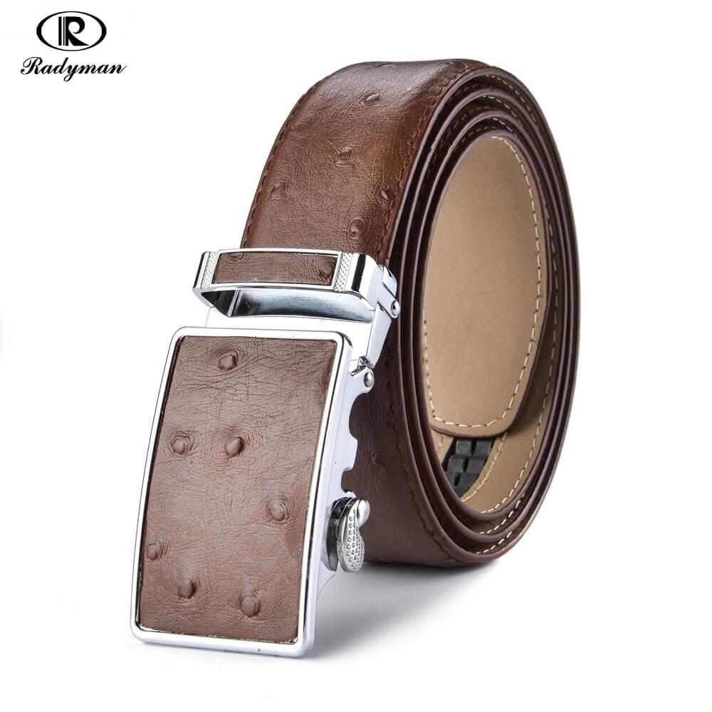 2a7320c4405 ... RADYMAN mens de luxe ceintures de mariage ceinture cadeau pour un homme  Pantalon ceinture pour jeans