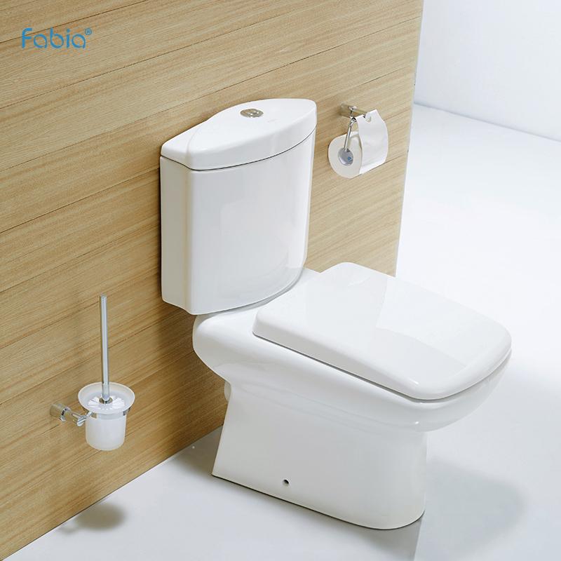 Bathroom Sanitary Ware Uf Toilet Seat Two Piece European