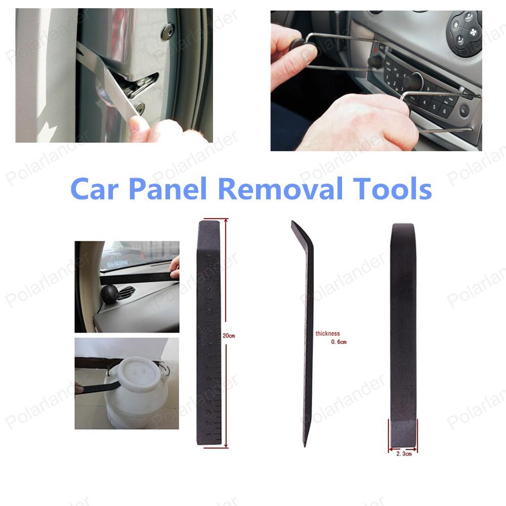 Бесплатная доставка продажа автомобилей панель удаления инструмента-автомобилей ремонт комплект инструментов 17 шт./компл.