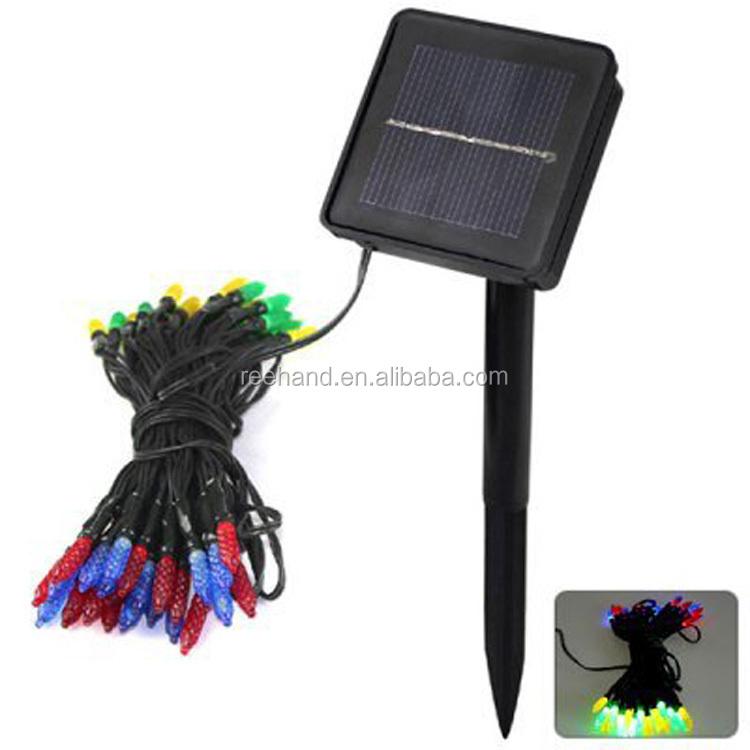 Simple Solar Lamp Circuit