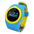 GPS Tracker Watch for Kids Children Dual way Phone Call Smart Watch with SOS Remote Voice