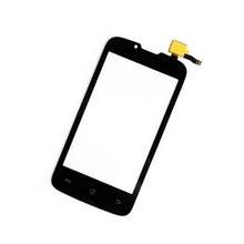 2016 New Black Color Touch Screen Replacement Front Glass Lens Panel TP For Fly IQ4407 Moblie Phone
