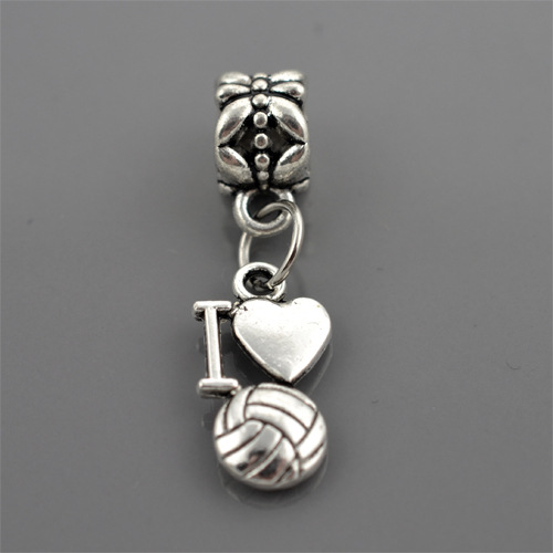 volleyball charms for pandora bracelets