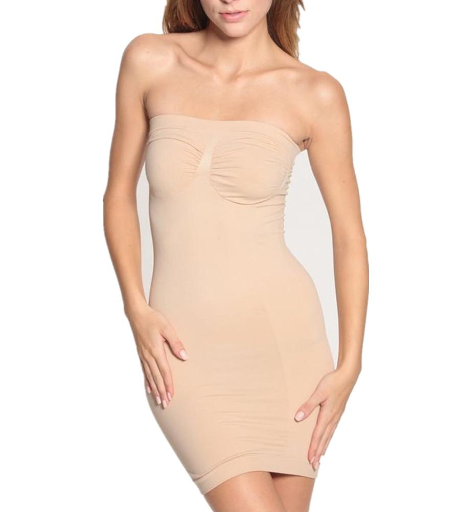 Женщин удобные пластика управление камера Strentchy для похудения подходящую формирователь тело скольжение бесшовный Shaperwear