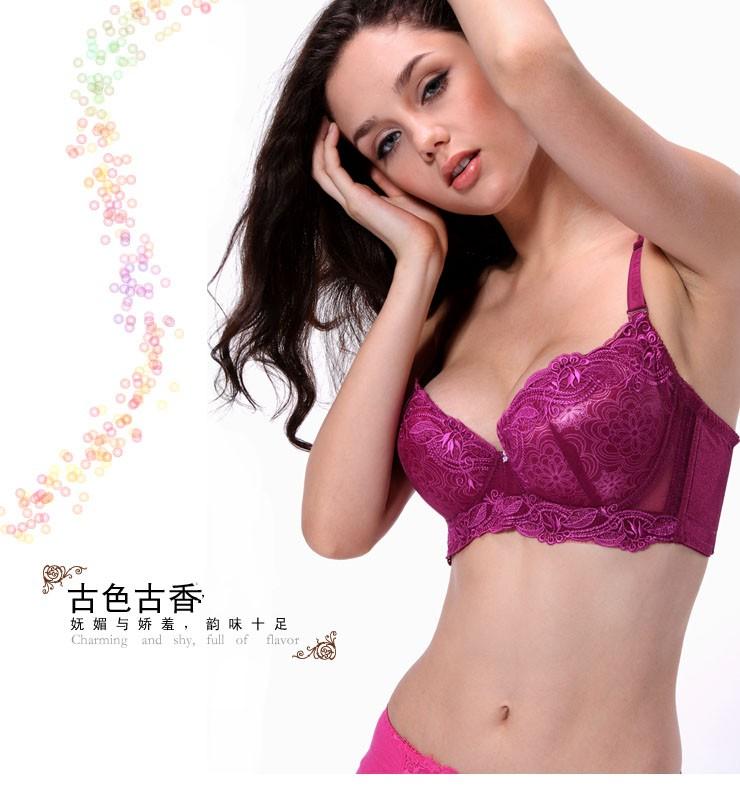 b597d02b33d Wholesale Sexy Deep V Lace Brand Plus Size 34d 36c 36d 38c 38d 40c ...